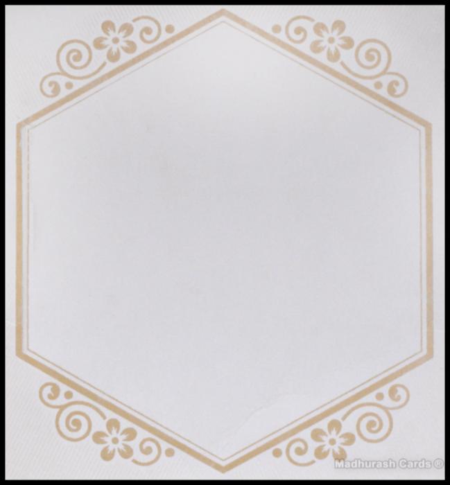 Muslim Wedding Cards - MWC-16219 - 5
