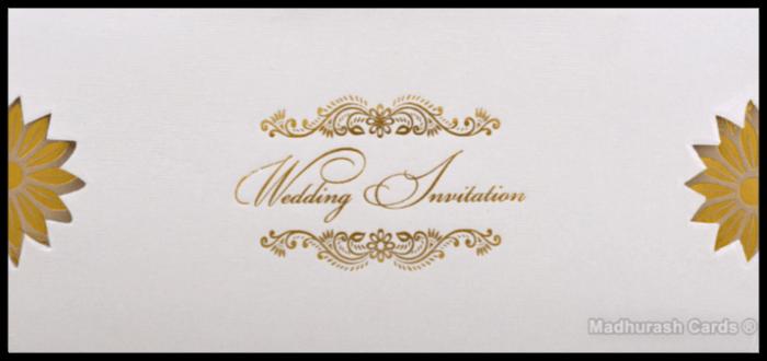 Christian Wedding Cards - CWI-16288