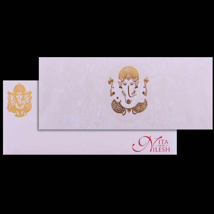 Hindu Wedding Cards - HWC-16306