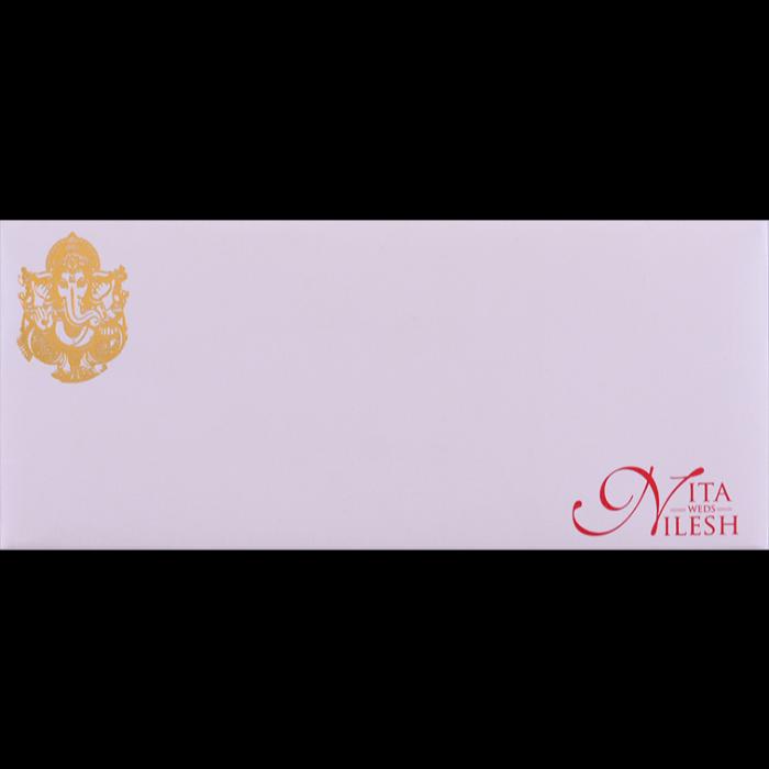Hindu Wedding Cards - HWC-16306 - 4