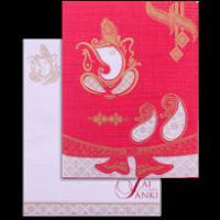 Hindu Wedding Cards - HWC-16237