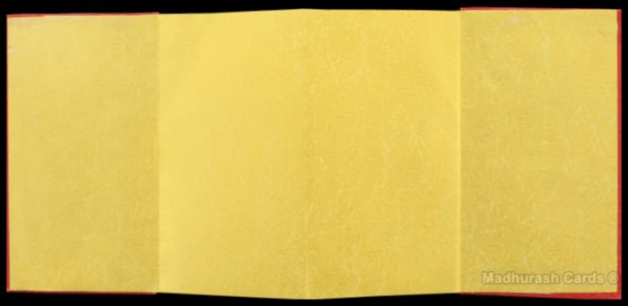 Hindu Wedding Cards - HWC-16222 - 3