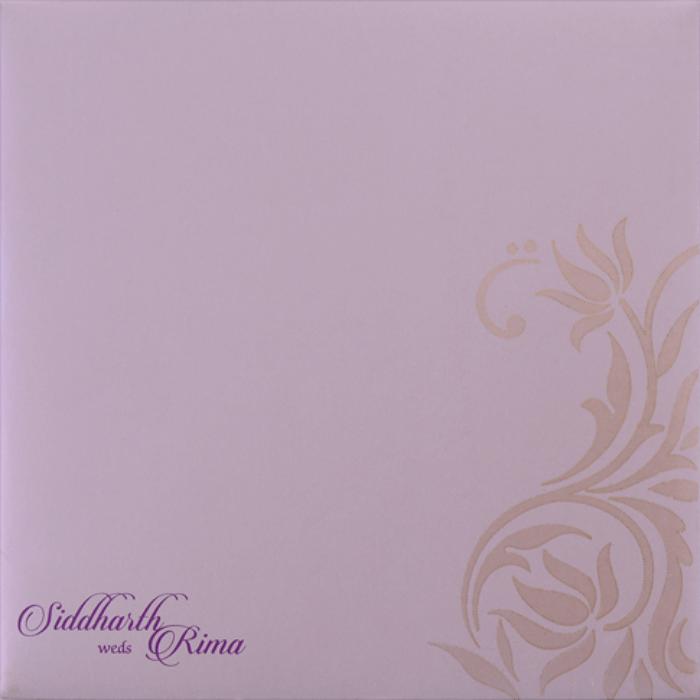 Muslim Wedding Cards - MWC-16110 - 4