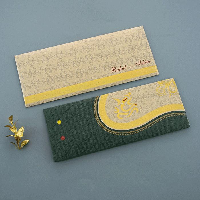 test Hindu Wedding Cards - HWC-7167
