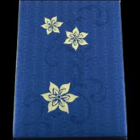 Hard Bound Wedding Cards - HBC-7056