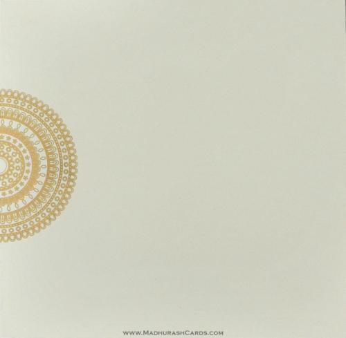 Custom Wedding Cards - CZC-9051CC - 3